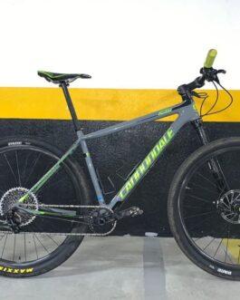 Cannondale F-Si Hi-Mod Team Carbon 2018 Tamanho L (19), Peso 9,5 Kg.