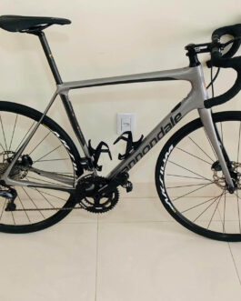 Cannondale Synapse Carbon Disc Ultegra Di2 2018 Tamanho 56, Nota Fiscal, Peso 8,2 Kg.