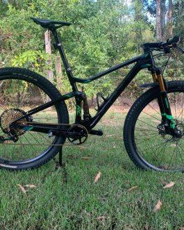 Scott Spark RC 900 Ultimate Carbon 2017 Tamanho M (17).