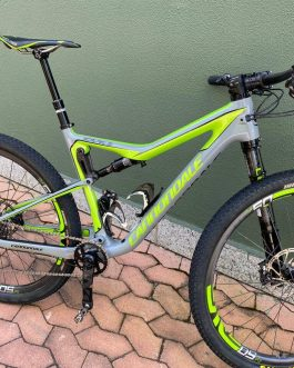 Cannondale Scalpel-Si Team Carbon 2018 Tamanho L (19), Nota fiscal.