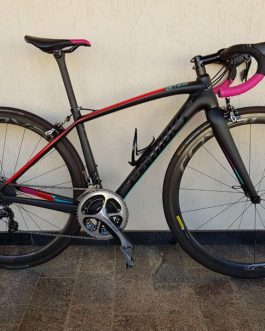 Specialized S-Works Amira Women's Carbon 2015 Tamanho 48, Nota Fiscal.