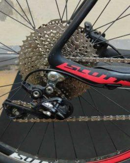 Scott Scale 730 Carbon 2015 Aro 27,5 Tamanho XL (21).