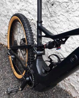 Specialized E-Bike Turbo Levo FSR 6Fattie Aro 27,5 2018 Tamanho M (17).