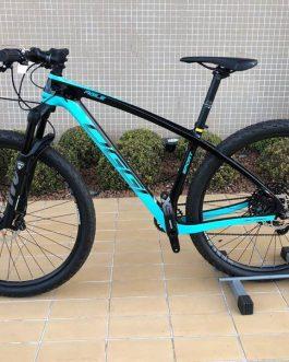 Oggi Agile Sport Carbon 2020 Tamanho M (17), 0 Km, NFe, Peso 11,6 Kg.