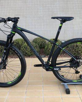 Oggi Big Wheel 7.5 2020 Tamanho M (17), 0 Km, NFe, Peso 11,9 Kg.