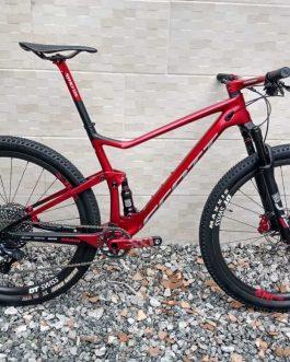 Scott Spark RC 900 WC N1NO LTD AXS Carbon 2020 Tamanho L (19), Nota Fiscal no nome do comprador, Peso 10,15 Kg.
