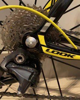 Look 675 Light Carbon 2016 Tamanho 53, Nota Fiscal, Peso 7,54 Kg.