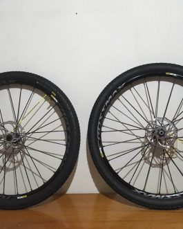 Rodas Mavic Crossmax Pro Boost, Peso apenas das rodas 1,58 Kg, Usadas.