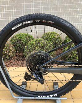 Scott Spark RC 900 Team Carbon 2021 Tamanho M (17), 0 Km, NFe, Peso 11,8 Kg.