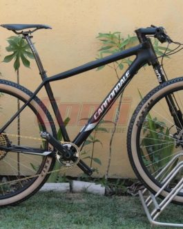 Cannondale F-Si Black Inc Carbon 2018 Tamanho L (19), Nota Fiscal.