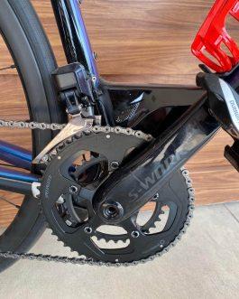 Specialized S-Works Roubaix Dura-Ace Di2 Carbon 2019 Tamanho 52, Nota Fiscal, Peso 7,67 Kg.