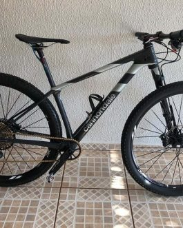 Cannondale F-Si Carbon 4 2020 Tamanho S (15), Nota Fiscal, Aprox.10,3 kG