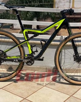 Cannondale Scalpel-Si Carbon 1 2018 Tamanho L (19).
