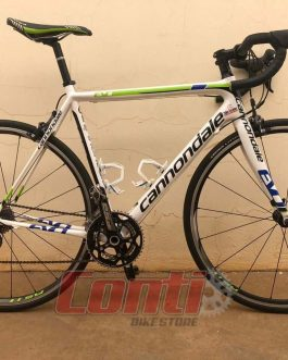 Cannondale Supersix Evo 5 Carbon 2014 Tamanho 54, Nota Fiscal, Peso Aprox. 8 Kg.