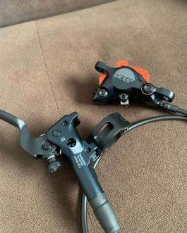Freios Shimano SLX BL-M7100, Novo, Peso 556 g.