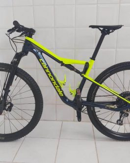 Cannondale Scalpel-Si Carbon 2 2019 Tamanho M (17), Nota Fiscal, Peso 12 Kg.