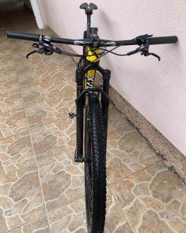 Audax Auge 20 Carbon 2017 Tamanho M (17), Peso 10,2 Kg sem pedais.