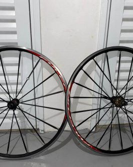 Rodas Fulcrum Racing 1, Peso 1,48 Kg, Usadas.