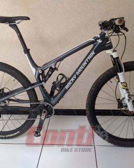 Rocky Mountain Element 950 RSL Carbon 2014 Tamanho L (19), Nota Fiscal.