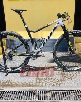 Scott Spark RC Pro 2020 Tamanho L (19), Nota Fiscal no nome do comprador, Peso Aprox. 10,8 Kg.