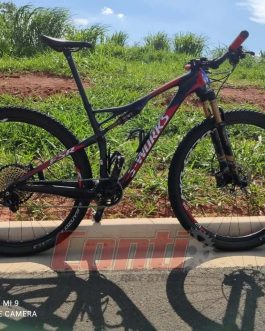 Specialized S-Works Epic Carbon 2016 Tamanho M (17), Nota Fiscal, Peso 10,5 Kg.