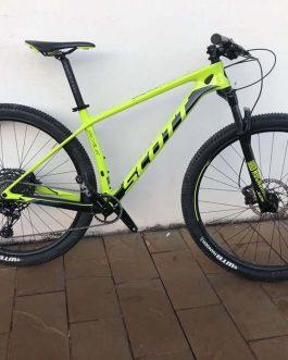 Scott Scale 940 2019 Tamanho M, Peso 11.8 Kg.