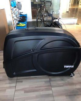 Mala Bike Thule RoundTrip Transition, Nota Fiscal, Peso Aprox. 17,6 Kg. Usado apenas 1 vez.