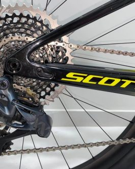 Scott Spark RC 900 World Cup AXS Carbon 2020 Tamanho M (17), Peso Aprox. 10,5 Kg.