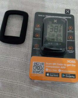 GPS e Ciclocomputador Xoss G+, Novo.