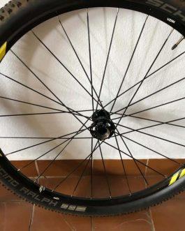 Rodas Vzan Everest XC (compatível apenas com cannondale com lefty), Usadas.