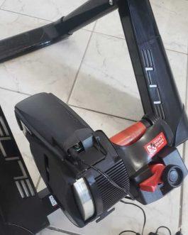 Rolo de Treinamento Elite Novo Smart Interativo, Peso 8 Kg, Usado.