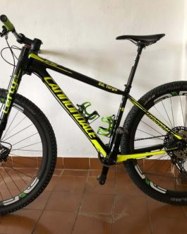 Cannondale F-Si Carbon 4 2018 Tamanho M (17), Nota Fiscal, Peso Aprox. 10,5 Kg.