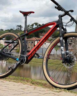 Caloi Elite Carbon Racing 2019 Tamanho L (19), Nota Fiscal, Peso Aprox. 10,8 Kg.