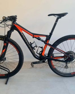 Cannondale Scalpel-Si Carbon 2 2018 Tamanho M (17), Nota Fiscal, Peso Aprox. 11,3 Kg.