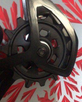 Câmbio Traseiro Sram NX Eagle 12 velocidades, Peso Aprox. 350 g, Novo.