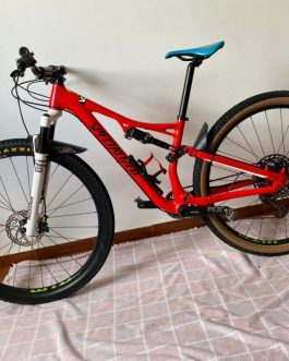 Specialized Stumpjumper FSR Comp 2017 Tamanho S (15), Nota Fiscal.