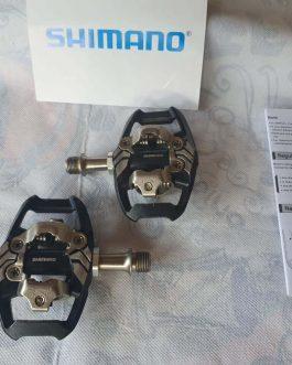 Pedal Clip Shimano Deore XT M8020 MTB, Peso Aprox. 402 g, Usado.