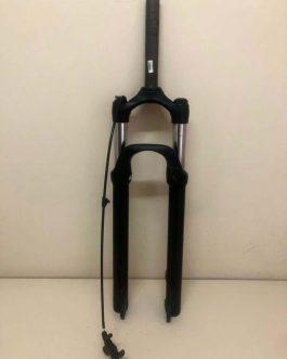Suspensão RockShox XC 30 TK Aro 29, Peso Aprox, 2,1 kg, Usada.