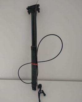 Canote Retrátil Bontrager Line Elite 480mm X 31.6mm Curso 170mm, Nota Fiscal, Peso Aprox. 694 g, Usado.