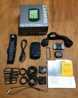 Garmin Edge 830 Sensor Bundle, Novo.