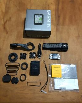 Garmin Edge 520 Plus Sensor Bundle, Novo.