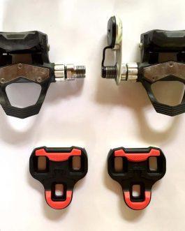 Pedal Garmin Vector S + Taquinhos / Medidos de Potência, Usados.