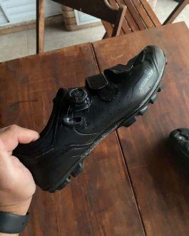 Sapatilha Specialized Comp MTB Tamanho 43 BR, Peso Aprox. 365 g, Usada.