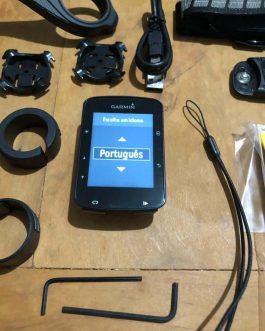Garmin Edge 520 Plus Sensor Bundle, Novo.