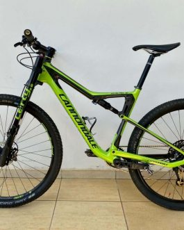 Cannondale Scalpel-Si Carbon 4 2017 Tamanho L (19), Nota Fiscal, Peso Aprox. 11,5 Kg.