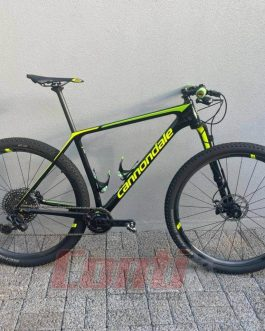 Cannondale F-Si Hi-Mod World Cup Carbon 2019 Tamanho L (19), Nota Fiscal, Peso Aprox. 8,9 Kg sem pedais.