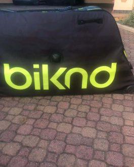 Mala Bike Jetpack XL, para MTB e Speed, Peso Aprox 10,4 Kg, Usado.