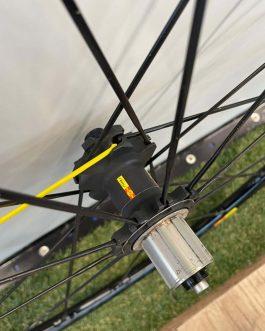 Rodas Mavic Crossmax Cannondale Lefyt 2.0 Aro 29, Peso Aprox 1,58 Kg, Usadas.