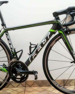 Felt F5 Carbon 2012 Tamanho 51,5, Peso Aprox 8,4 Kg, Usada.