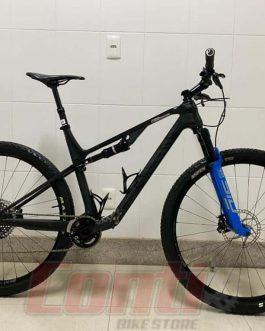 Canyon Lux CF SLX 9.0 Carbon 2020 Tamanho L (19), Peso Aprox 9,3 Kg, Usada.